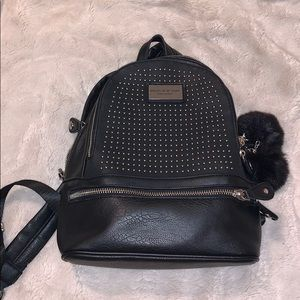 Marc New York by Andrew Marc black backpack